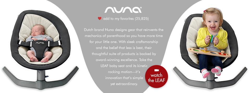 Brand Feature Design - Nuna