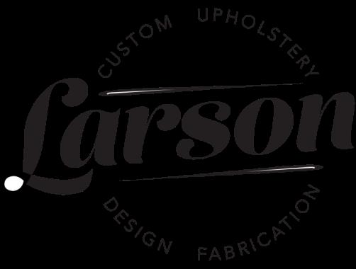 Larson Upholstery Branding - Logo